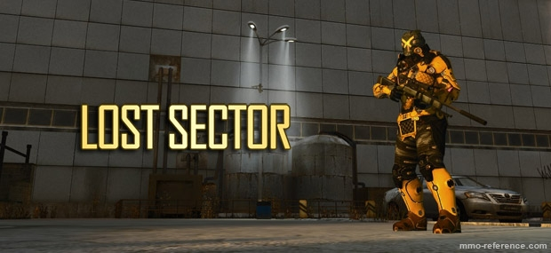 Lost Sector