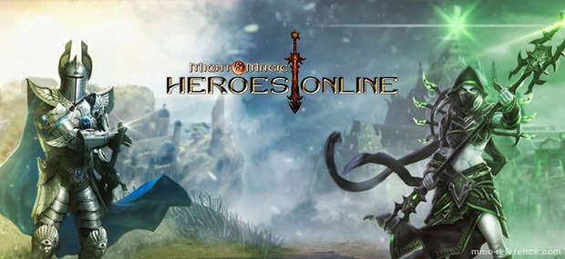 Bannière Might and Magic - Heroes Onlne