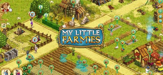 Bannière My Little farmies