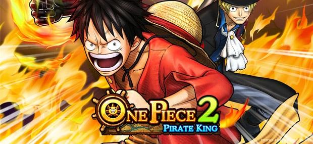 Bannière One Piece 2 Pirate Kings