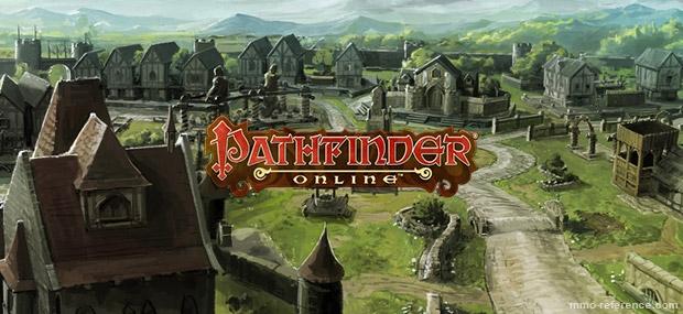 Bannière Pathfinder Online