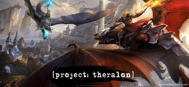 Bannière Project : Theralon