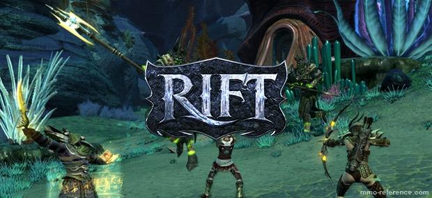 Bannière Rift