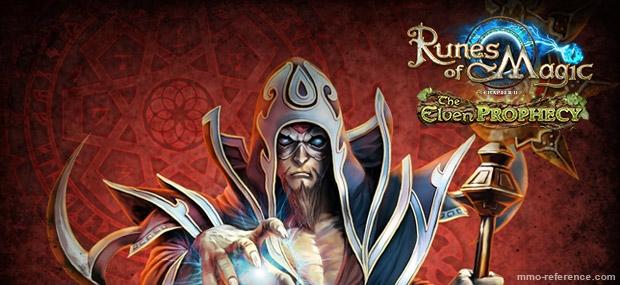Bannière Runes of Magic - Chapitre 2 The Elven Propecy