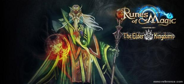Bannière Runes of Magic - Chapitre 3 The Elder Kingdoms