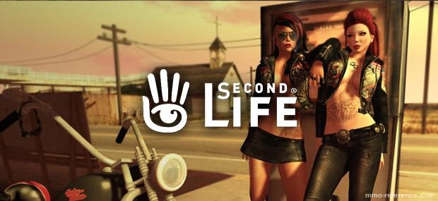 Bannière Second Life