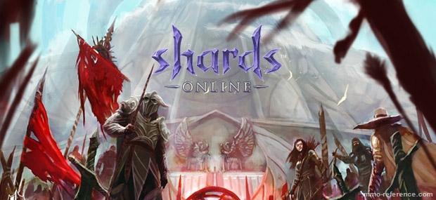Bannière Shards Online