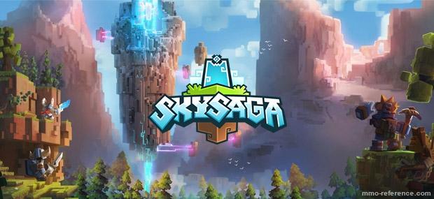 Bannière SkySaga: Infinite Isles