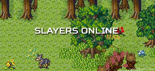 Bannière Slayers Online
