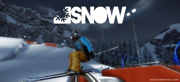 Bannière Snow le jeu