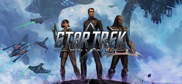 Bannière Star Trek Online
