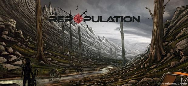 Bannière The Repopulation