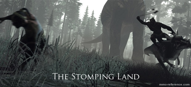 Bannière The Stomping Land