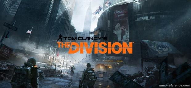 Bannière Tom Clancy's - The Division