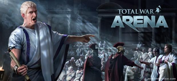 Bannière Total War Arena