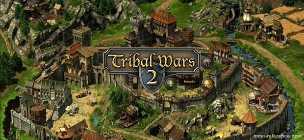 Bannière Tribal wars 2