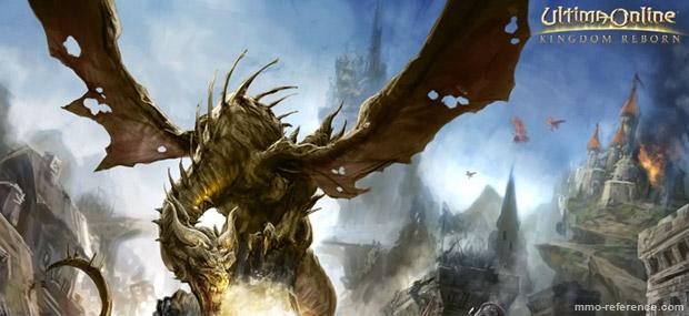 Bannière Ultima Online - Kingdom Reborn