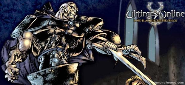 Bannière Ultima Online - Lord Blackthorn's Revenge