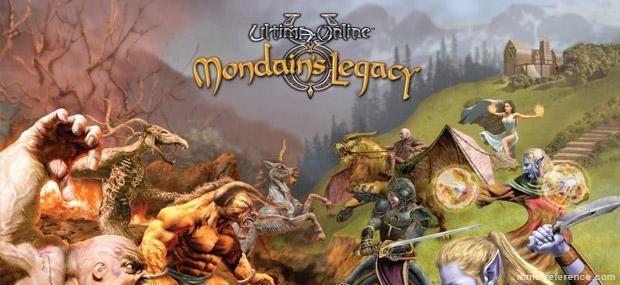 Bannière Ultima Online - Mondain's Legacy