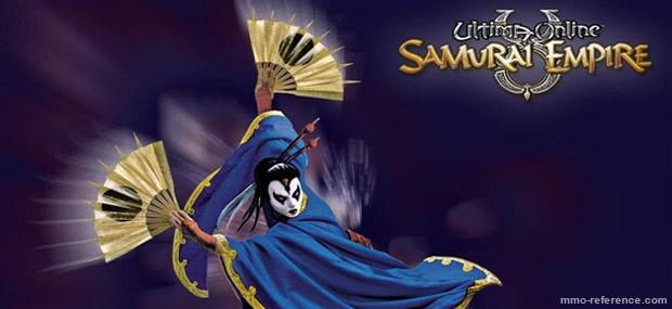 Bannière Ultima Online - Samuraï Empire