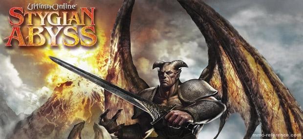 Bannière Ultima Online-  Stygian Abyss