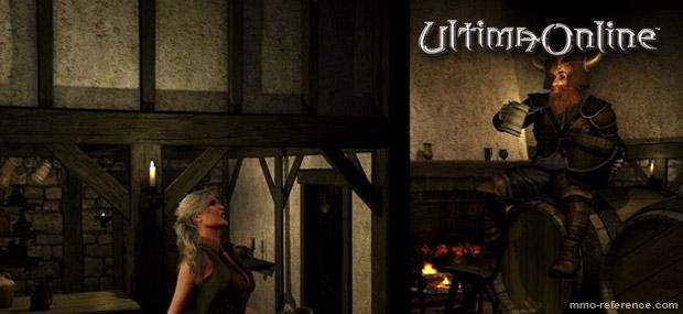 Bannière Ultima Online