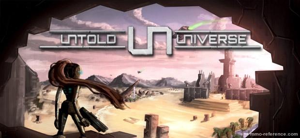 Bannière Untold Universe