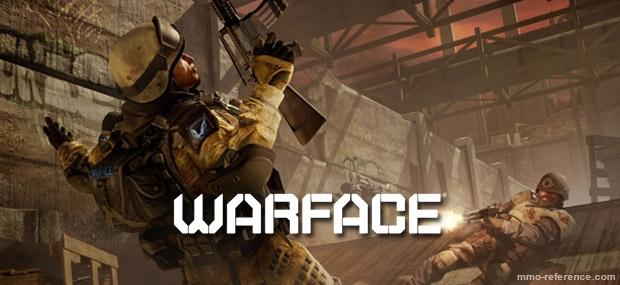 Bannière Warface