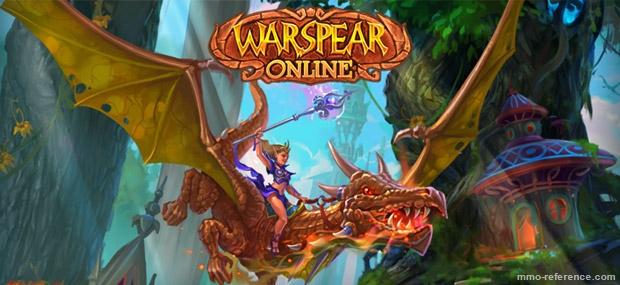 Bannière Warspear Online
