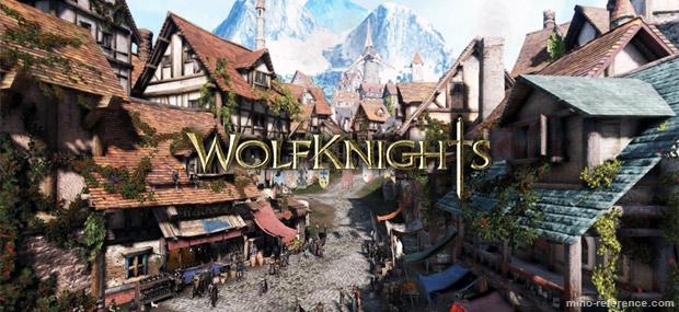 Bannière WolfKnights Online