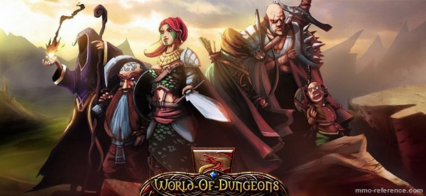 Bannière World of Dungeons