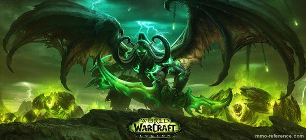 Bannière World of Warcraft Legion