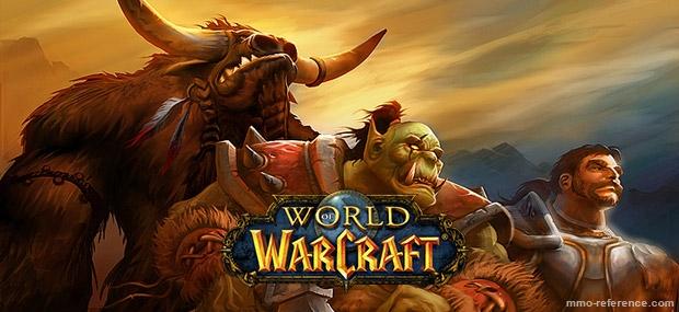 Bannière World of Warcraft