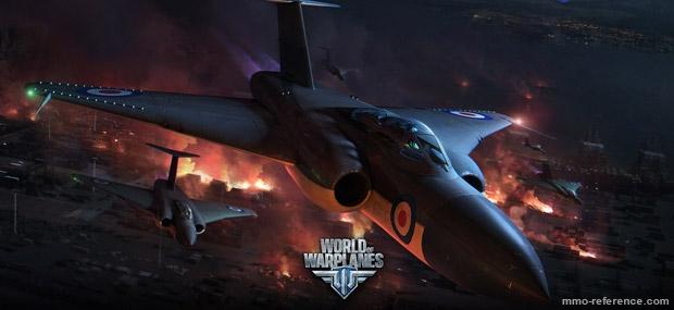 Bannière World of Warplanes