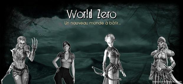 Bannière World Zero