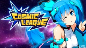 Bannière Cosmic League