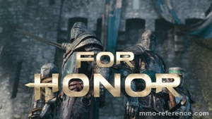 Bannière For honor
