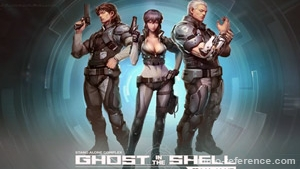 Ghost in the Shell : First Assault