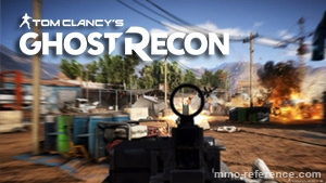 Bannière Ghost Recon Wildlands