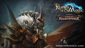Runes of Magic - Chapitre 5 Fires of Shadowforge