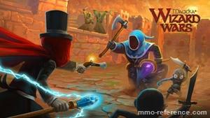 Wizard Wars Magicka